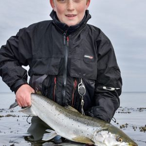 Stor havørred fra Fishing Lodge FYN