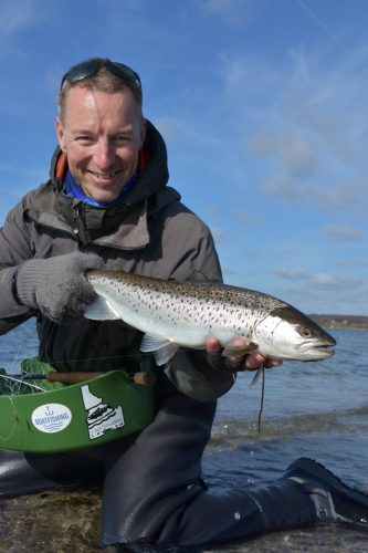 Seatrout -Fishing Lodge Fyn