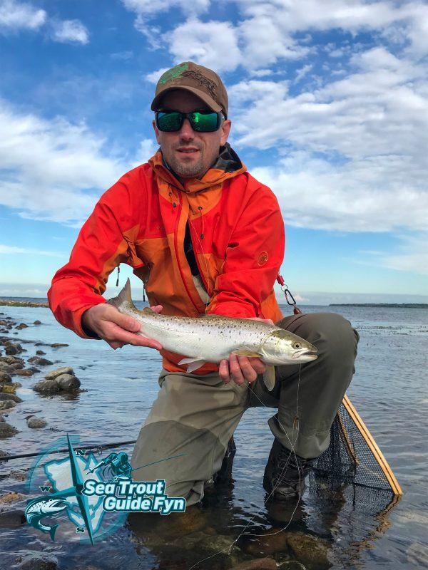 Sommerfiskeri i dagtimerne